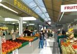 marché emile bertrand,rénovation,saint-maurice,christian cambon,mairie de saint-maurice,stationnement